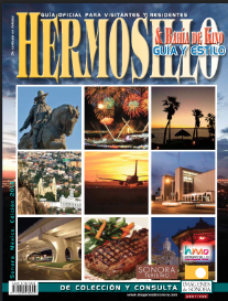 Revista HERMOSILLO. edición 2014.