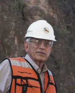 Ing. Alejandro Moreno Lauterio, director de proyecto Presa Bicentenario